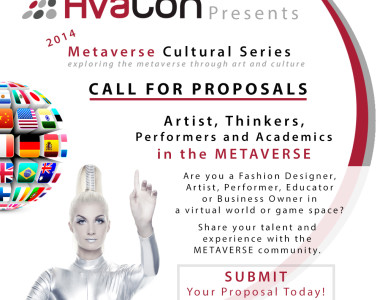 Metaverse Cultural Series – Call For Proposals