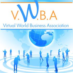 Logo Design (Virtual World Business Association)