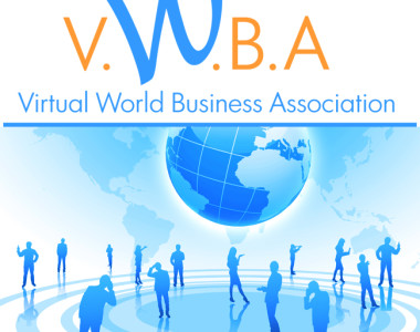 Logo Design (Virtual World Business Association)