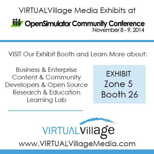 2014 OpenSimulator Community Conference