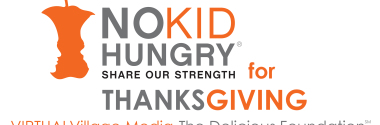 Thank You! No Kid Hungry for Thanksgiving