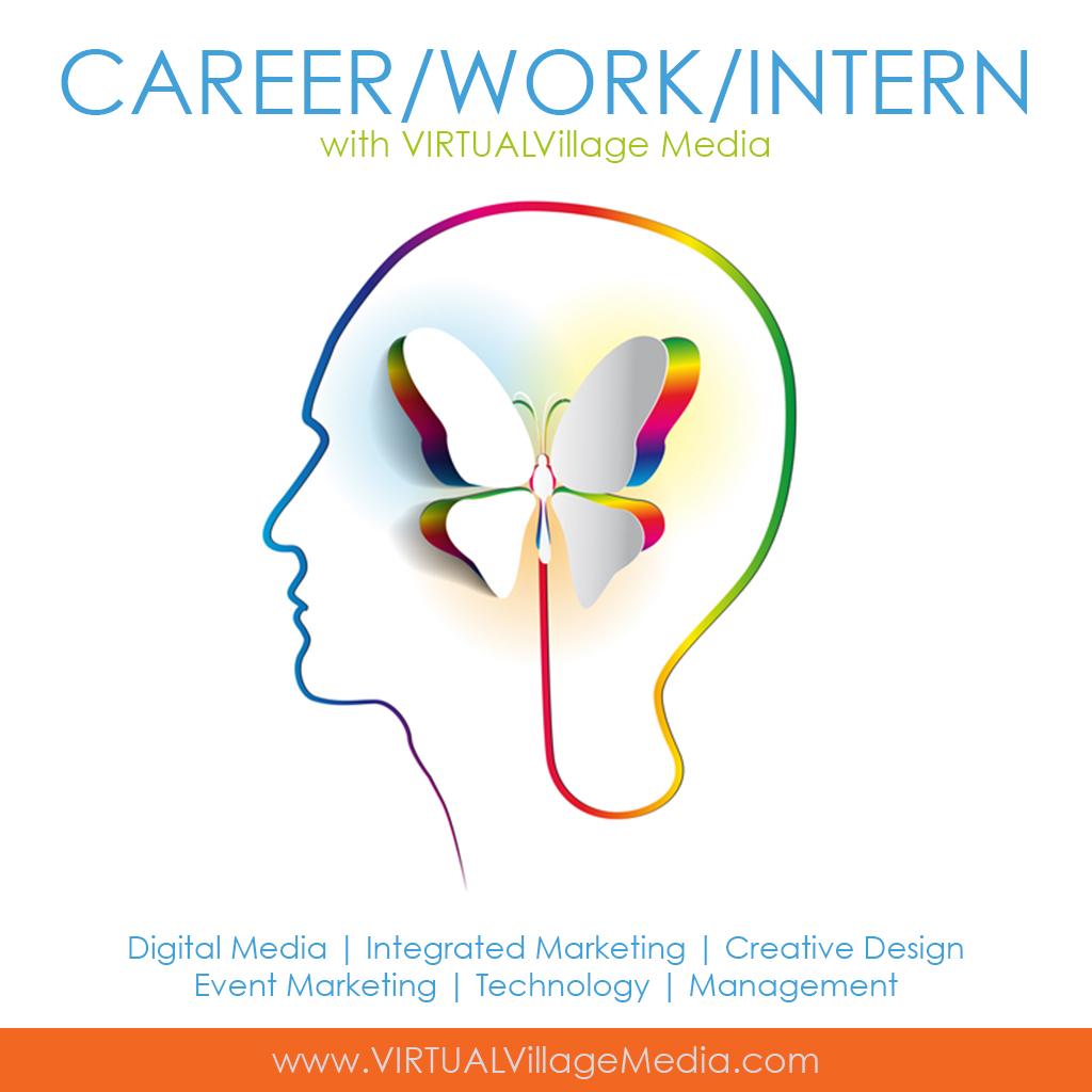 Job Opportunities - VIRTUALVillage Media