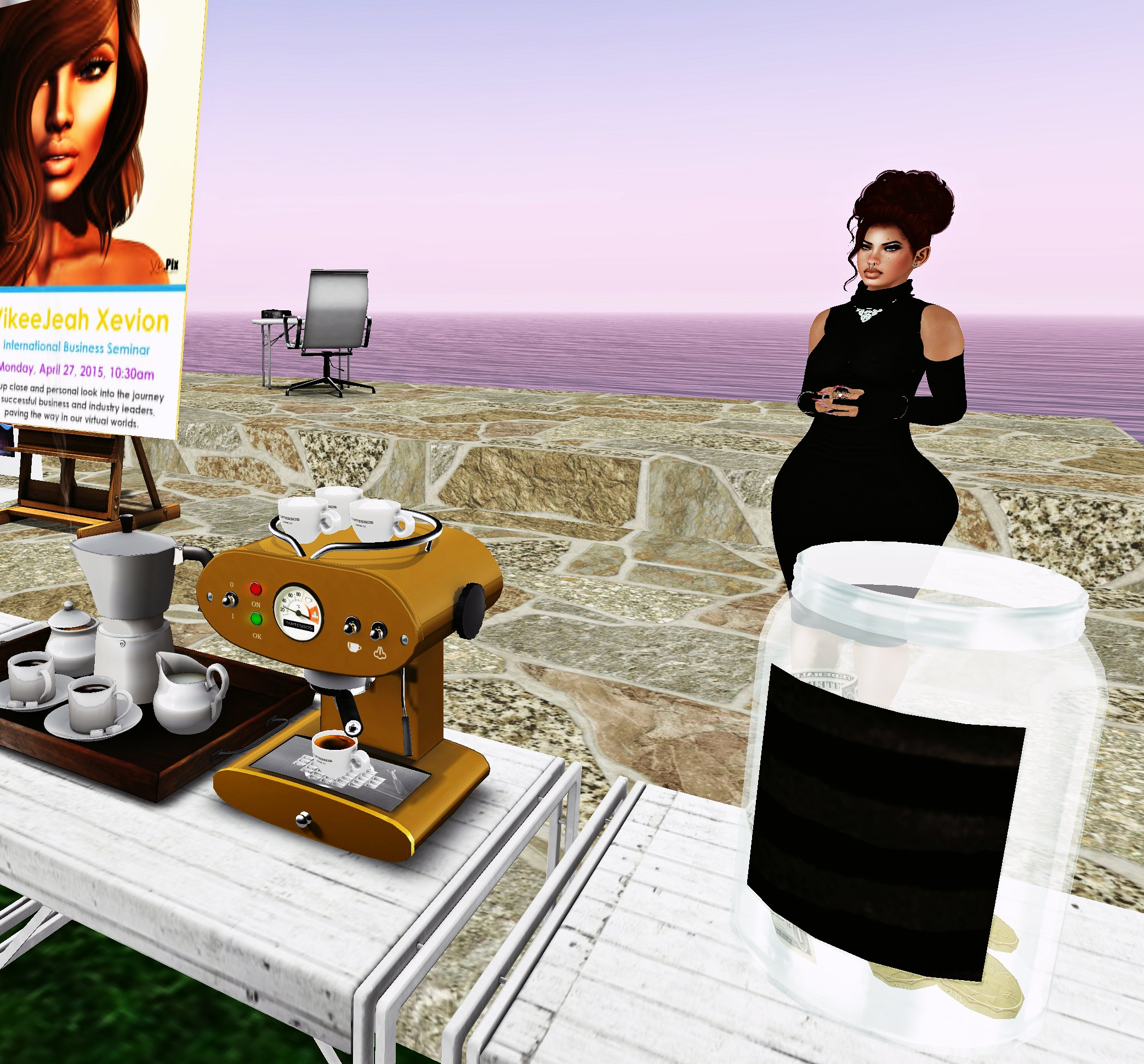 VIRTUALVillage Media - International Business Seminar