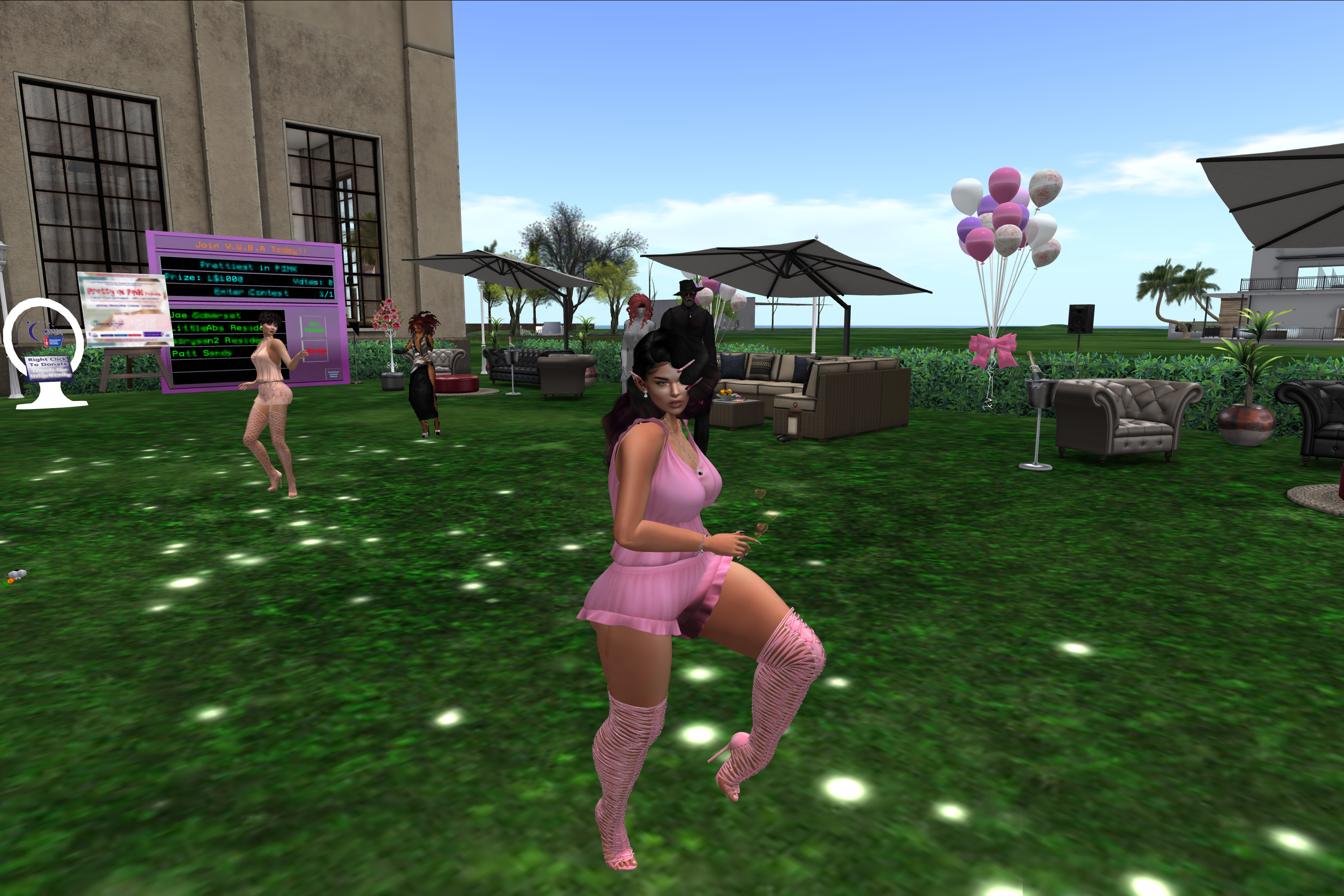 Relay for Life Second Life