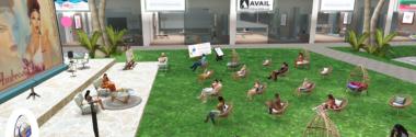 International Business Seminar  with Ambrosia Kamala, Virtual World Business