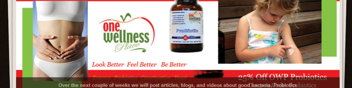 OneWellnessPlace.com Launches OWP Probiotic Campaign