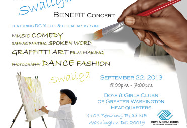The Swaliga Foundation – 2nd Annual Benefit Concert