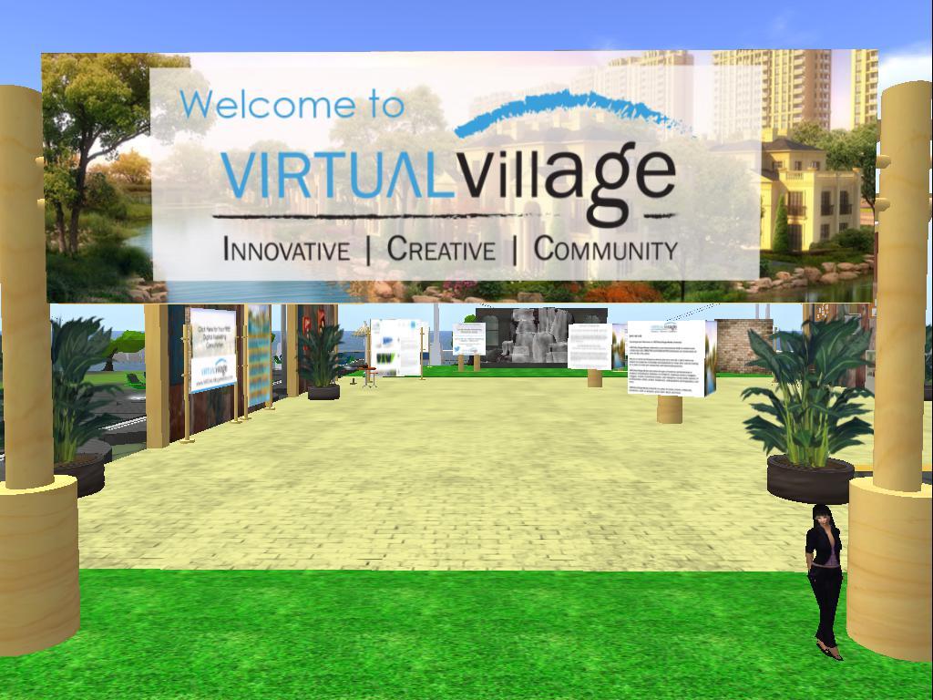 VIRTUAL Exhibit at OpenSimulatior Community Conference