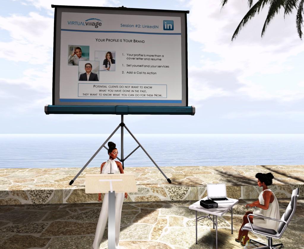 VIRTUAL Workshop LinkedIn