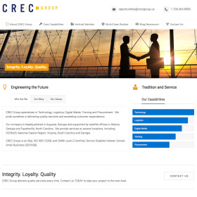 Web Design and Development | CREC Group