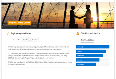 Web Design and Development | CREC Group