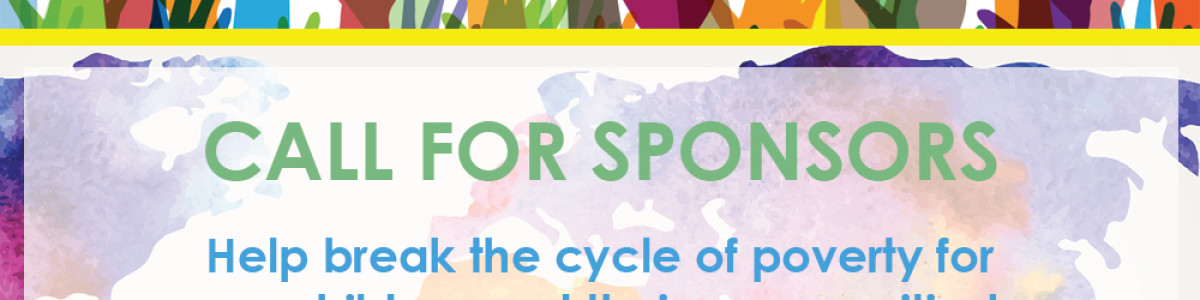 CALL FOR SPONSORS – It Takes A Village To Change The World