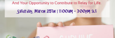 """Relay for Life of SL – """"Pretty in Pink"""" Festival"""