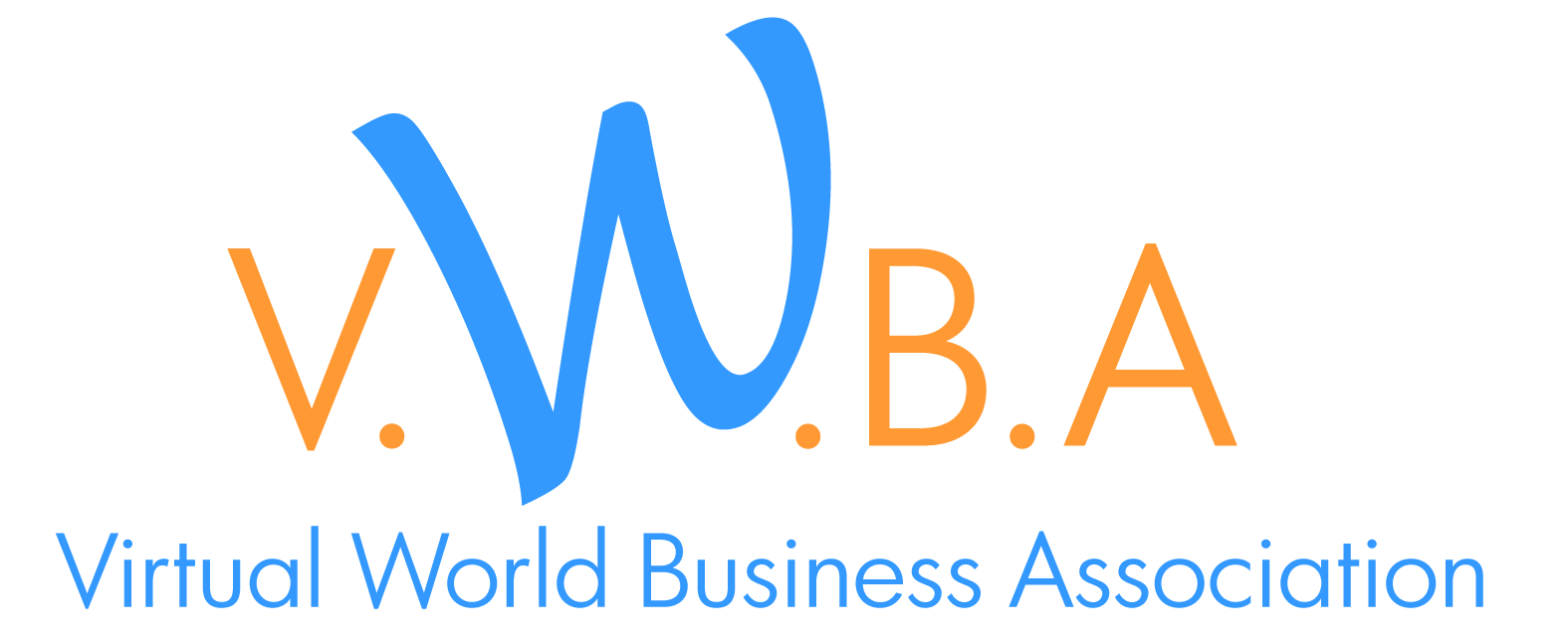 VIRTUAL World Business Association Logo