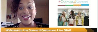 Watch the replay for the Live Q&A for Convert2Customers Checklist.